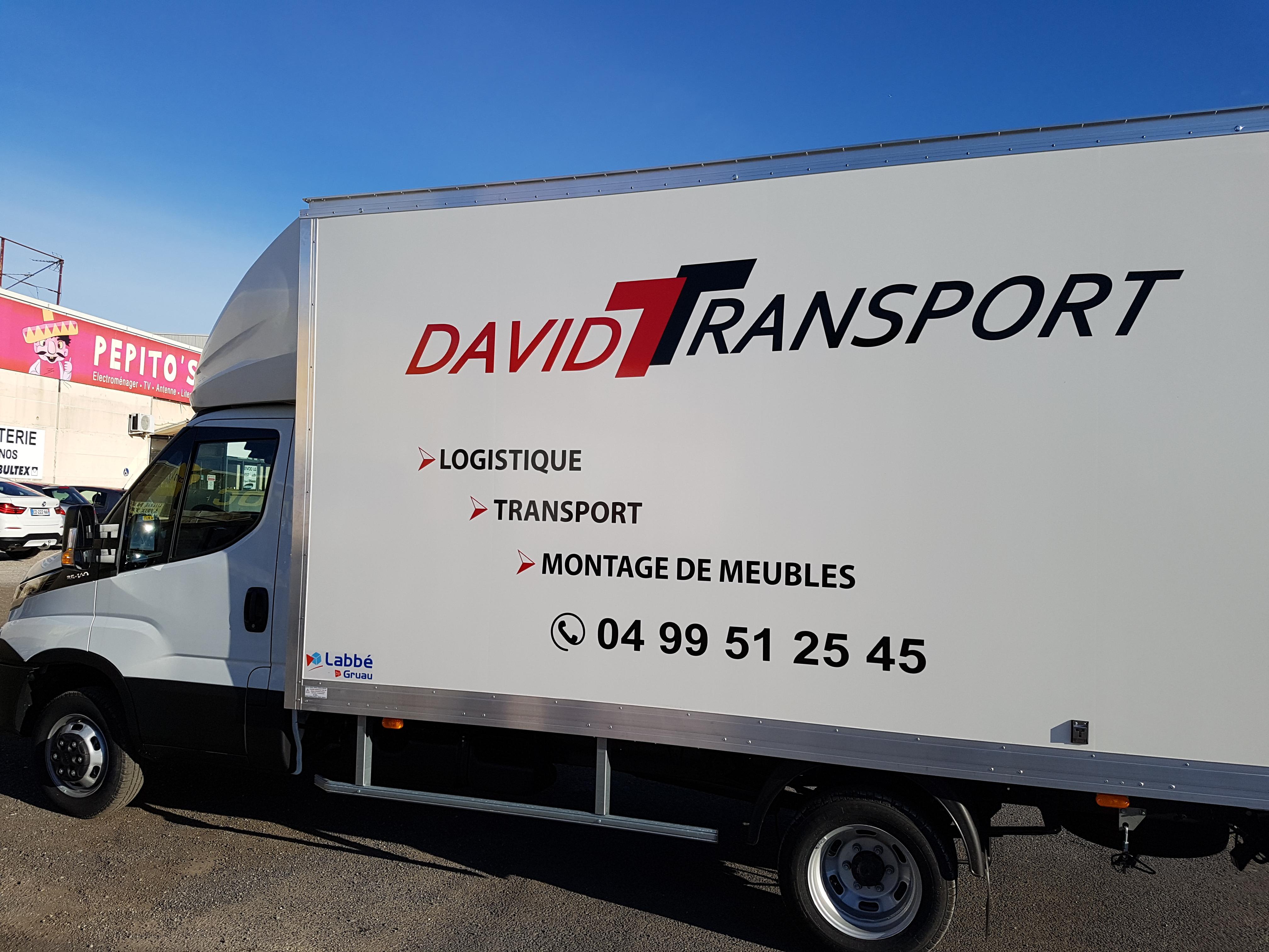 DAVID TRANSPORT